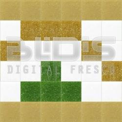Glass Tiles Border for Intereior/Exterior Facing: Colored Harmony